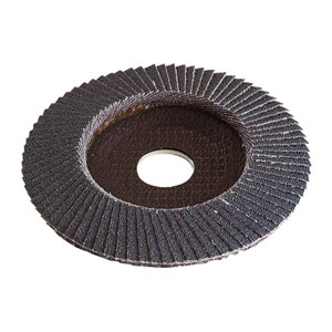 WOLFCRAFT 1 ANGLE GRINDER MOP DISC 80GRIT 115MM