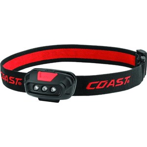 COAST LED Head Torch 37 Lumens Frntloade