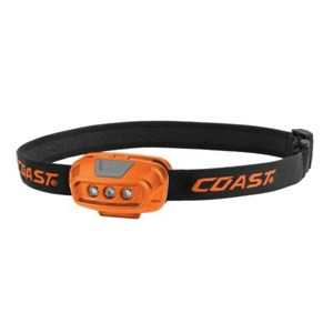 COAST FL14 Head Torch F/L Orange
