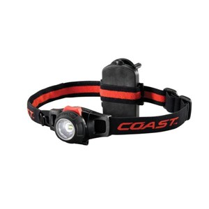 COAST Pure Beam Dimable Head Torch Tryme
