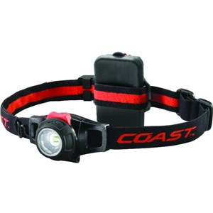COAST Focusing Head Torch Recharge Tryme