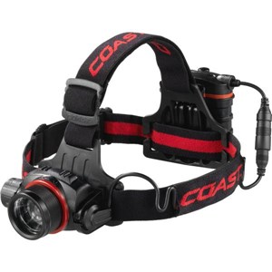 COAST Focusable Head Torch 390 Lumens