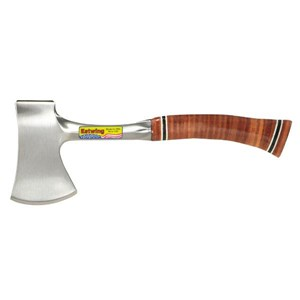 ESTWING Sportsmans Axe Leather Grip
