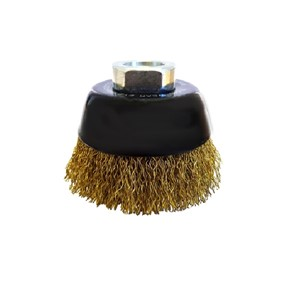 JOSCO BRUSH CUP CRIMPED 65MM