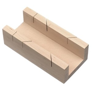 "RST Beech mitre box 9"" 228mm"