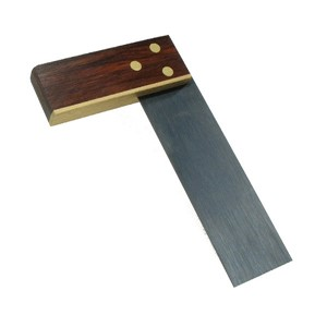 RST 152mm ROSEWOOD CARPENTER SQUARE