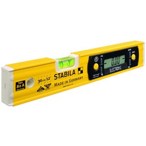 "STABILA 80A Electronic Level 12""/30cm"