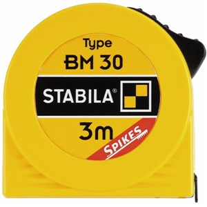 STABILA BM30 Pocket Tape 3m/10ft