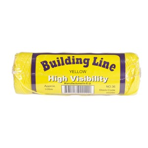 TAYLER Builders Line 105m Yellow